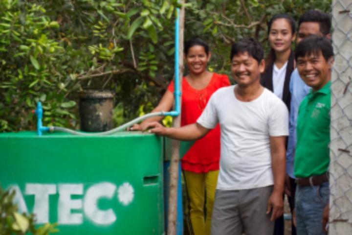 ATEC Biodigesters International, Cambodia