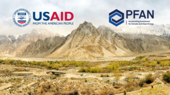 Launch of the Pakistan Private Sector Energy Project cooperation between USAID and UNIDO