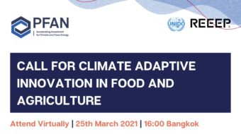 Climate Adaptive Innovation in Food and Agriculture in Thailand