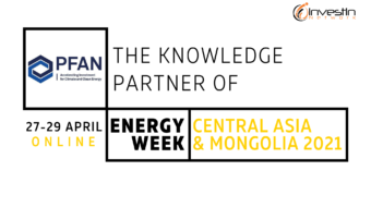 PFAN at Energy Week Central Asia & Mongolia 2021