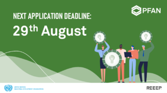 Call for Climate and Clean Energy Projects: Next Deadline 29 August 2021