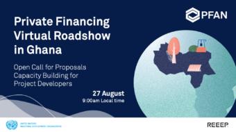 PFAN Project Financing Virtual Roadshow in Ghana