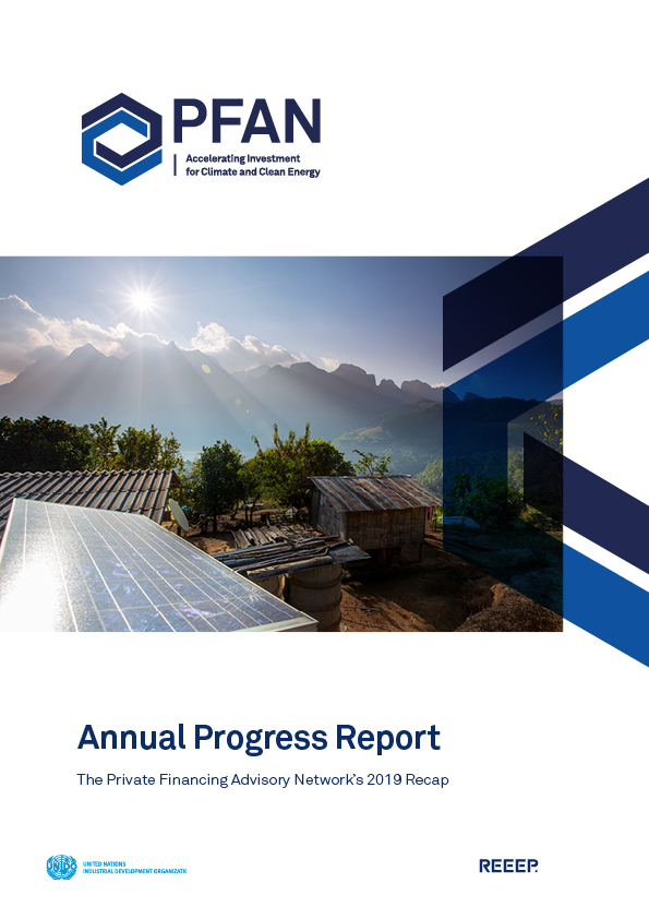 PFAN Annual Progress Report