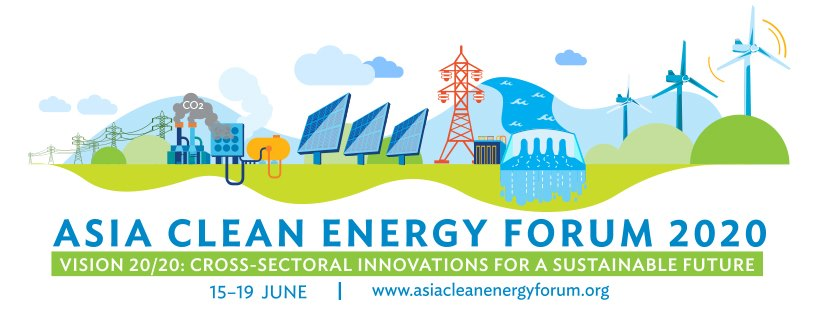 Invitation to the Virtual Asia Clean Energy Forum 2020