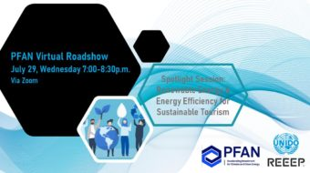 PFAN Virtual Roadshow Manila – Renewable Energy and Energy Efficiency for Sustainable Tourism
