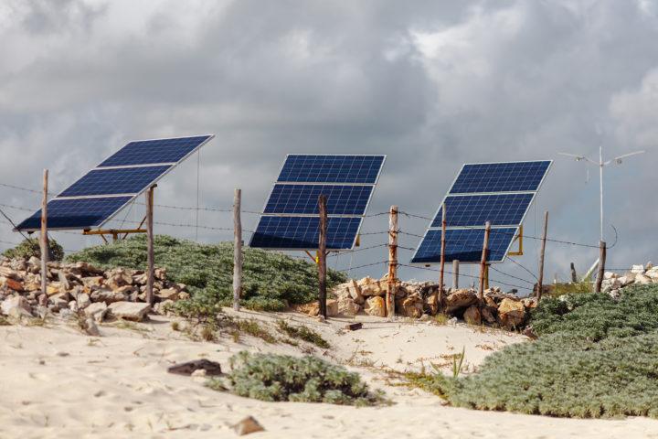 Solar Equipment in Central America