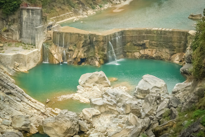 Hydropower Project in South Asia