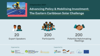 """GSR Energy Holdings at the virtual dialogue, """"Advancing Policy & Mobilising Investment: The Eastern Caribbean Solar Challenge"""""""